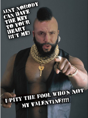 Mr. T - After