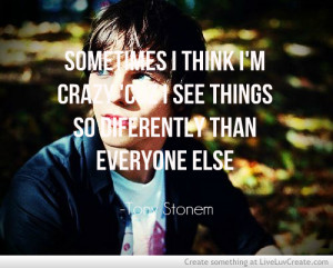 Tony Stonem Quote Skins