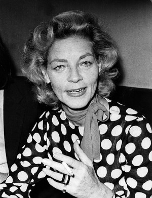 Lauren Bacall: Quotes from Screen Legend Dead at 89 - Yahoo News ...