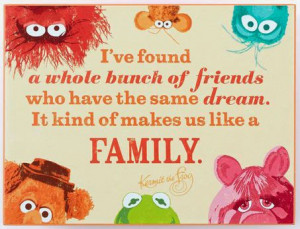 quote about a bunch of friends and who's pictured, a bunch of friends ...
