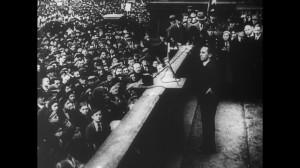 HD 3rd Reich / Joseph Goebbels / Speech / Boycott of Jewish Shops ...