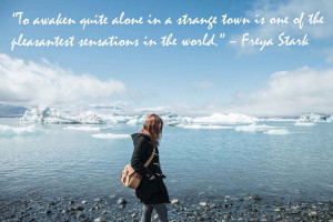 10 Travel Quotes By Women That'll Inspire You For International Women ...