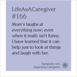 ... Caregiving: Appreciate the Humor http://www.agingcare.com/148553 Share