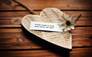 ... Quotes About Love: Life Quotes About Love With Picture Of Unique Paper