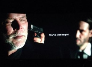 Kevin Nash's small role in 'John Wick'