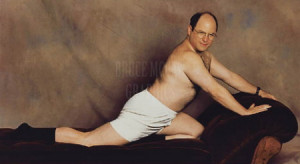 """George Costanza, from hit comedy series """"Seinfeld"""""""