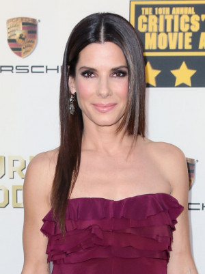 Sandra Bullock Is People's Most Beautiful Woman! And She Must Thank ...