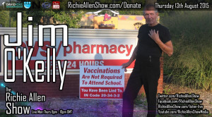 The Richie Allen Show on Davidicke.com: Meet Jim O'Kelly, Father And ...
