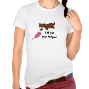 Cute Cat Sayings Gifts, T-Shirts, and more