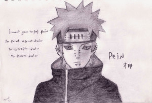 Best Naruto Pain Quotes