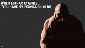 quotes Bane Batman The Dark Knight Rises wallpaper background