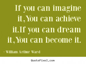 Dream You Can Bee William...