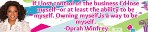 oprah winfrey quotes on business