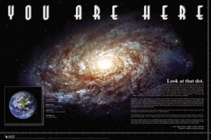 You Are Here - The Poster