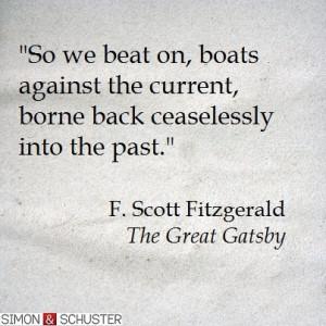 Scott Fitzgerald, The Great Gatsby