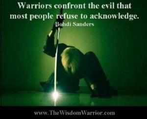 am a Warrior