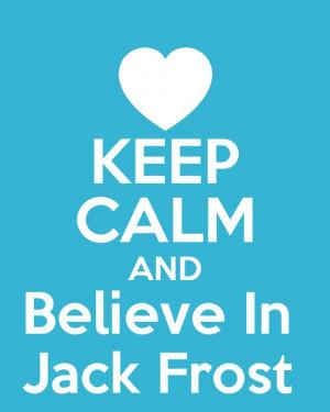 BELIEVE IN JACK FROST by dark-wing2