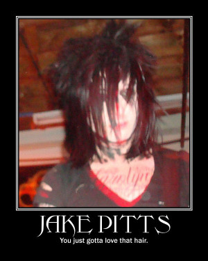 Jake Pitts Quote