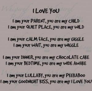 Love You Poem