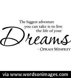 Quotes by oprah