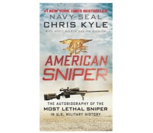 Stay on top of pop culture with 'American Sniper.'