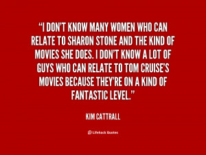 Kim Cattrall Quotes