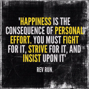 happiness-quote-rev-run