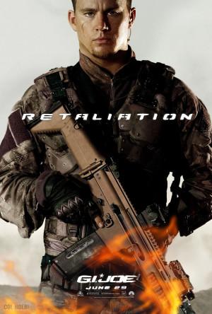Poster of Paramount Pictures' G.I. Joe: Retaliation (2013)