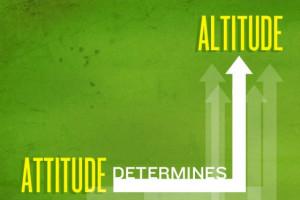 Attitude Determines Your Marital Altitude