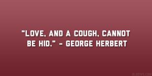 George Herbert Quote
