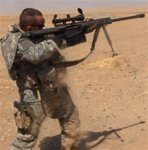 Barrett 50 Cal Sniper Kills