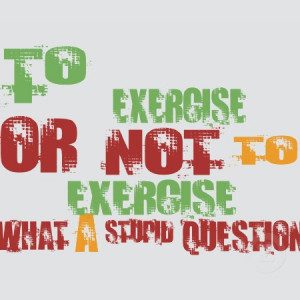 Health And Fitness Exercise At Home Quotes Inspiration Picture Clipart ...