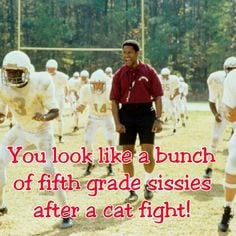 Remember the Titans from Ryan Gosling: Movie Star!
