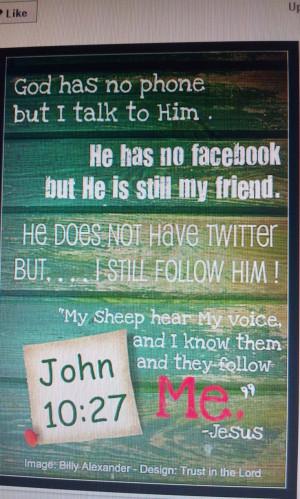 High School Christian bulletin board