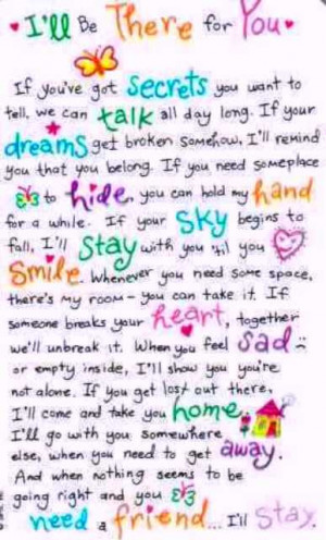 friendship quotes quotes. One of my favourite friendship quotes of all ...