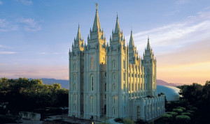 Salt Lake LDS Temple-what a beautiful building! And the work that is ...