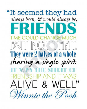 Winnie The Pooh Quotes About Friends (6)
