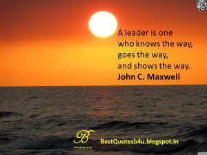 Latest Best English Quotes with Images and wallpapers John C. Maxwell ...