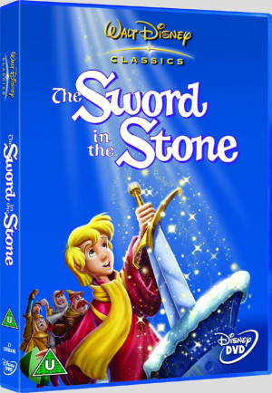 The Sword in the Stone (UK - DVD R2)