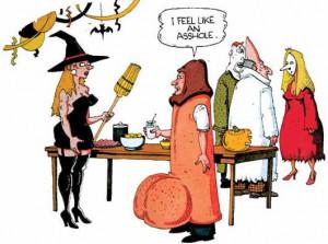funny halloween jokes