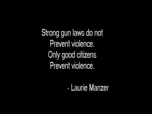 Violence Quotes Gallery: Laurie Manzer Quote About Violence In Black ...