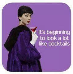 lot like cocktails