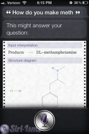funny answers to siri questions