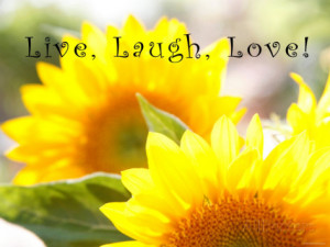 Live Love Laugh Wallpaper Border Background HD for Pc Mobile Phone ...