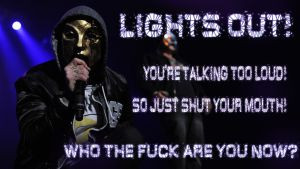 Hollywood Undead Danny Lights Out Wallpaper by sergiooakbr More Like ...