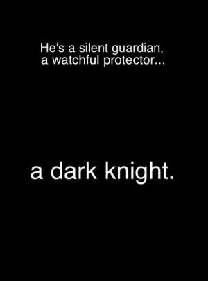 Dark Knight quote (The Dark Knight) by SarahFredrickson