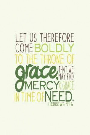 grace quotes | God's Grace and Mercy Quotes http://supersweetrainbow ...