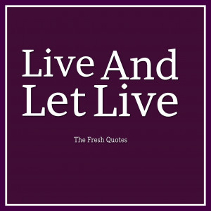 Live And Let Live. Biodiversity Quotes slogans - International Day for ...