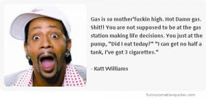 Gas is so mother'fuckin high. Hot Damn gas. Shit!! You are not ...