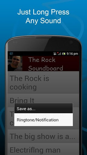 This is The Rock Soundboard with his greatest sayings and quotes.
